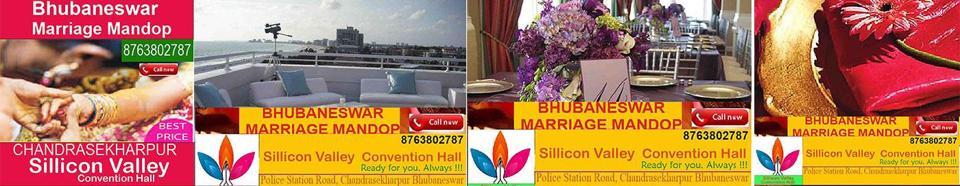 Marriage hall Bhubaneswar